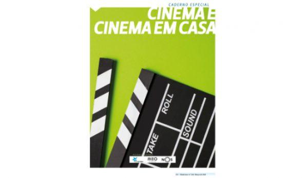 Cinema e Cinema em Casa