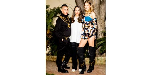 Moschino é a próxima parceira da H&M