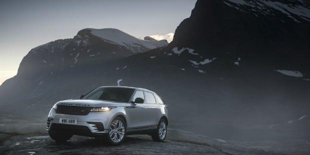 Novo Land Rover é uma peça de design
