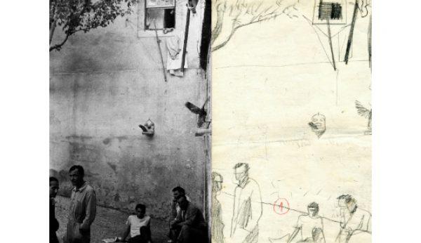 Exposição mostra Lisboa triste e alegre