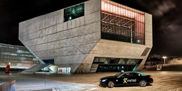 mytaxi já permite reservar táxis no Porto