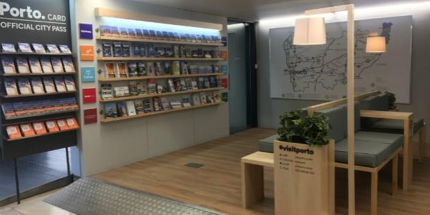 Q'ria assina renovação de posto de turismo do Porto