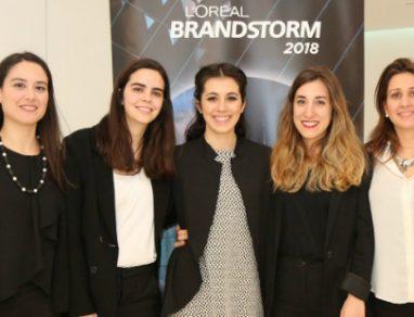 Vencedoras do L'Oréal Brandstorm são da Nova SBE