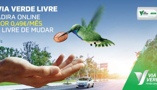 Via Verde quer consumidores mais livres