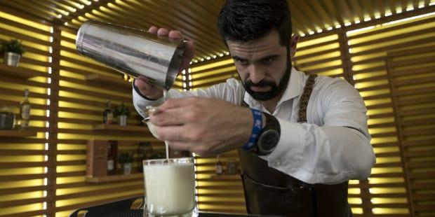Por horas, ainda vai a tempo do Lisbon Bar Show