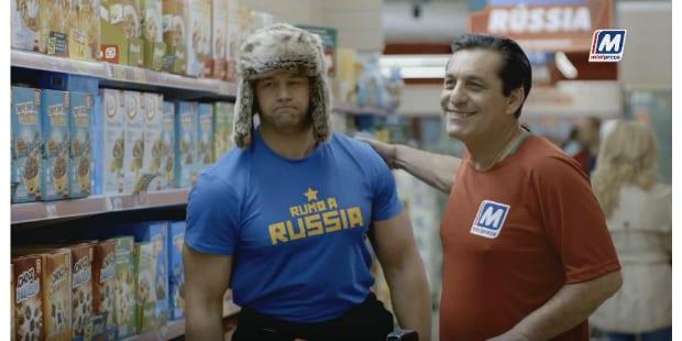 Paulo Futre leva clientes do Minipreço à Rússia