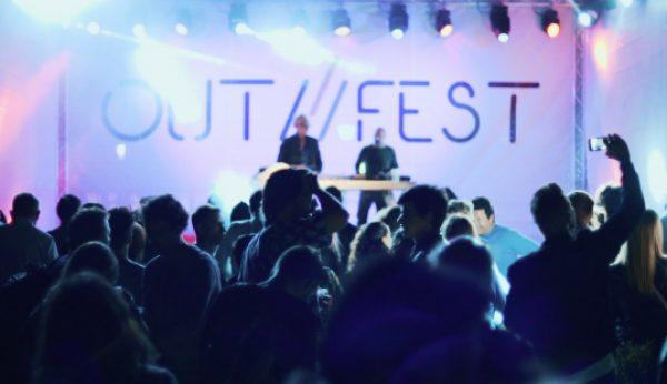 Out///Fest celebra início do bom tempo