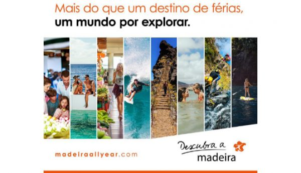 Madeira lança campanha dirigida aos portugueses