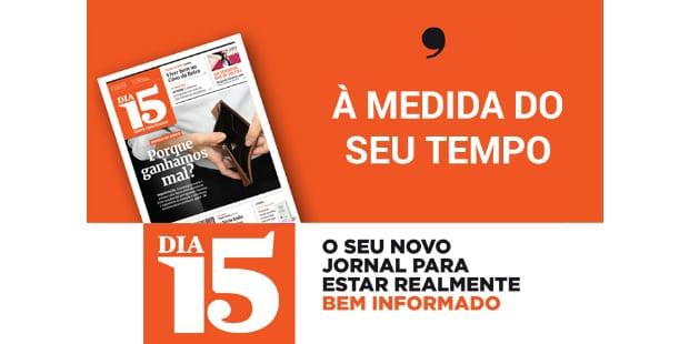 """Novo jornal Dia 15 promete """"tempo para pensar"""""""