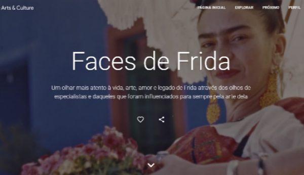 Google apresenta a maior colecção de Frida Kahlo
