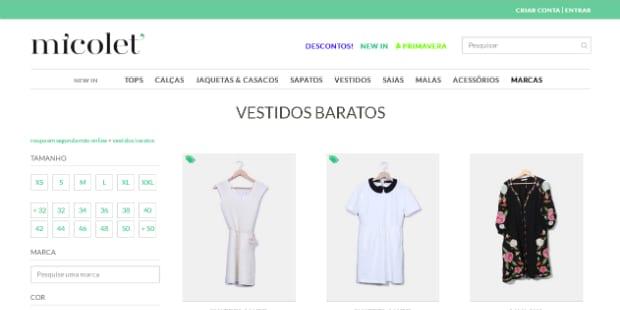 aec7f9aab Portugal tem novo portal de roupa em segunda mão – Marketeer