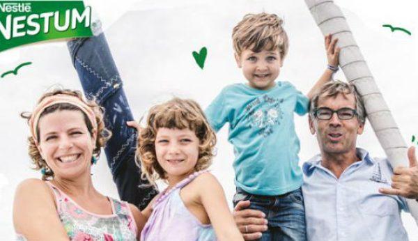 Nestum celebrada 60 anos com as famílias