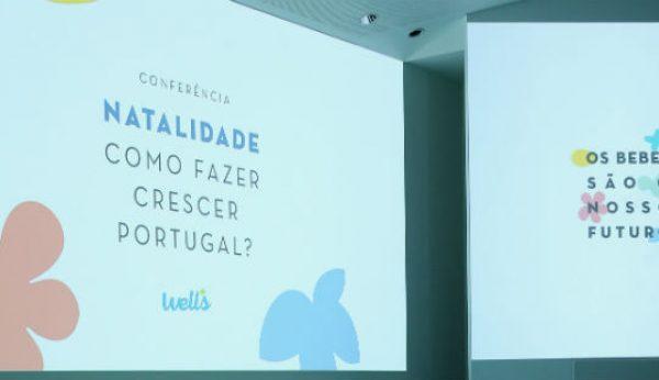 """Well's promoveu a conferência """"Natalidade: Como fazer crescer Portugal"""""""