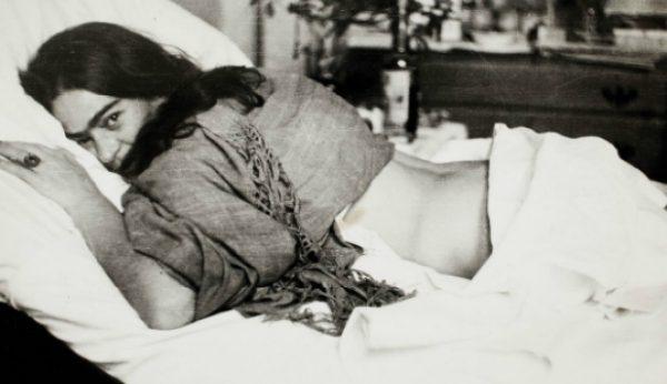 Frida Kahlo a caminho do Porto