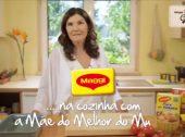Dolores Aveiro ensina a cozinhar com a Maggi