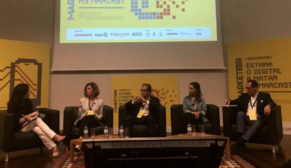Conferência Marketeer: «O digital é uma ameaça porque é descartável»