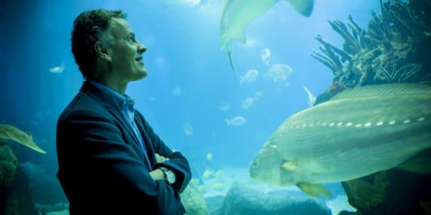 Oceanário de olhos postos na sustentabilidade