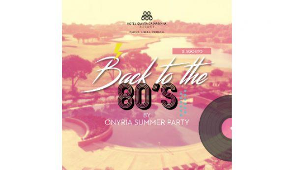 Música dos anos 80 rima com vestidos de açúcar
