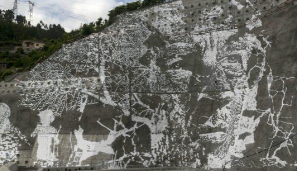 Barragens da EDP transformam-se em obras de arte