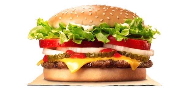 """Out of Office"" da Burger King inclui hambúrguer grátis"