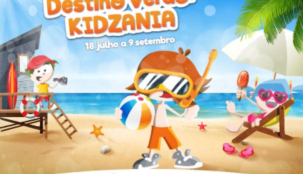 KidZania propõe mergulho no verão na Cidade das Crianças