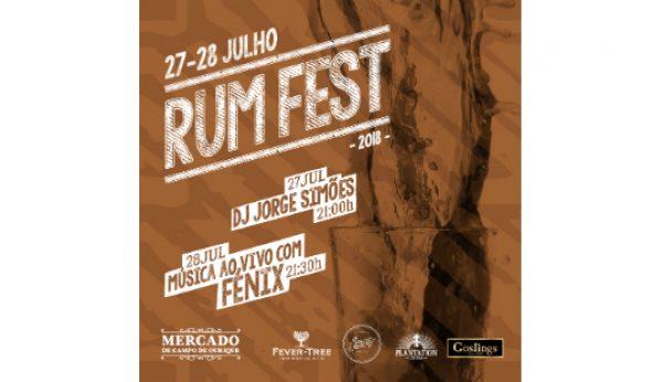 Preparado para dois dias de rum?