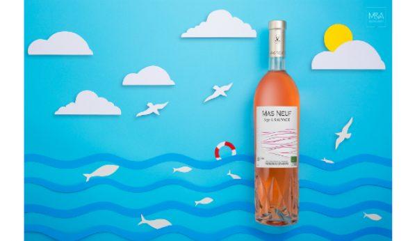 M&A escolhida por marca francesa de vinho