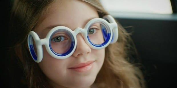 Citroen lança óculos para quem enjoa nas viagens