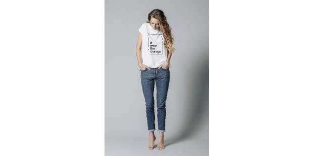Os jeans mais sustentáveis do mundo
