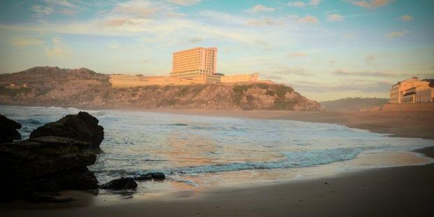 Este hotel entrega o lanche na praia