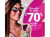 Joana Freitas protagoniza campanha da Solaris