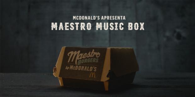 Despedida Maestro mcdonalds portugal