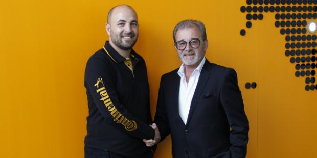 Marco Silva e Jorge Teixeira continental