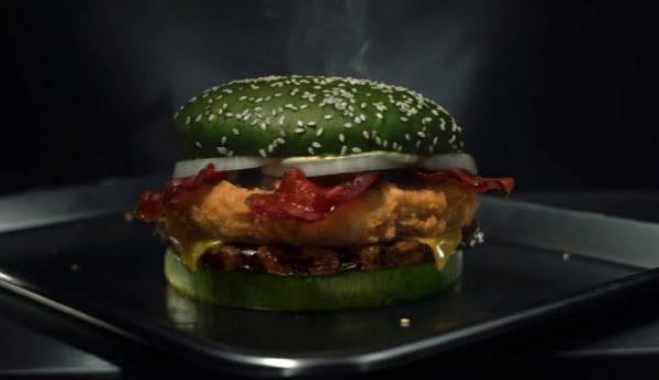 Burger King dá pesadelos aos consumidores