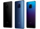 Novo Huawei Mate20 Pro tem mais 33% de autonomia