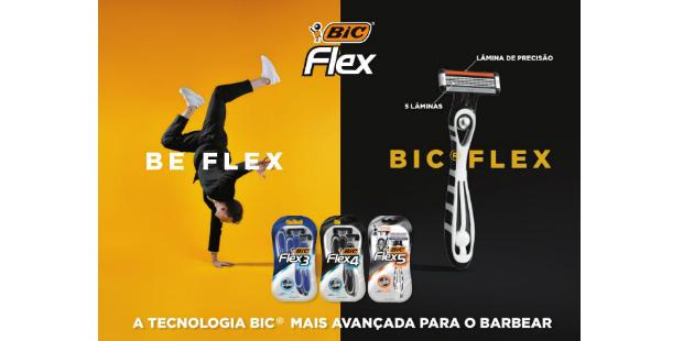 Bic dirige-se a homens flexíveis e de mente aberta