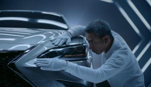 Inteligência Artificial escreve guião do anúncio da Lexus