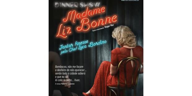 Já chegou o primeiro dinner-show do novo Maxime