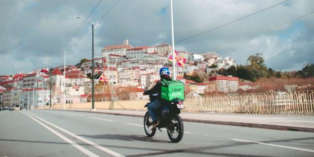 Uber Eats Coimbra 1