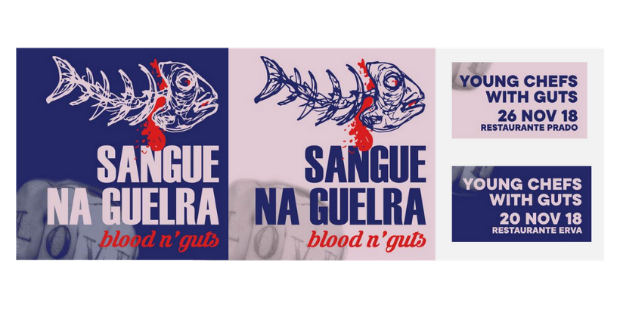 sangue na guelra Young Chefs With Guts
