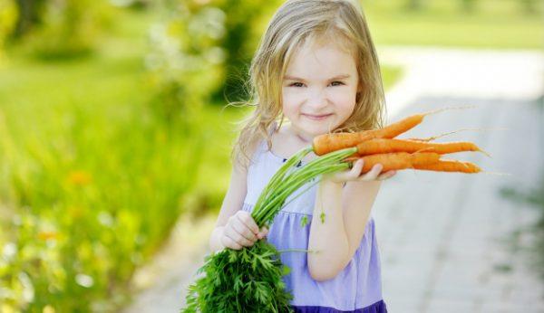 O impacto menos positivo da dieta vegan nas crianças