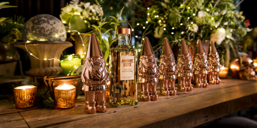 absolut elyx Gnome is Coming