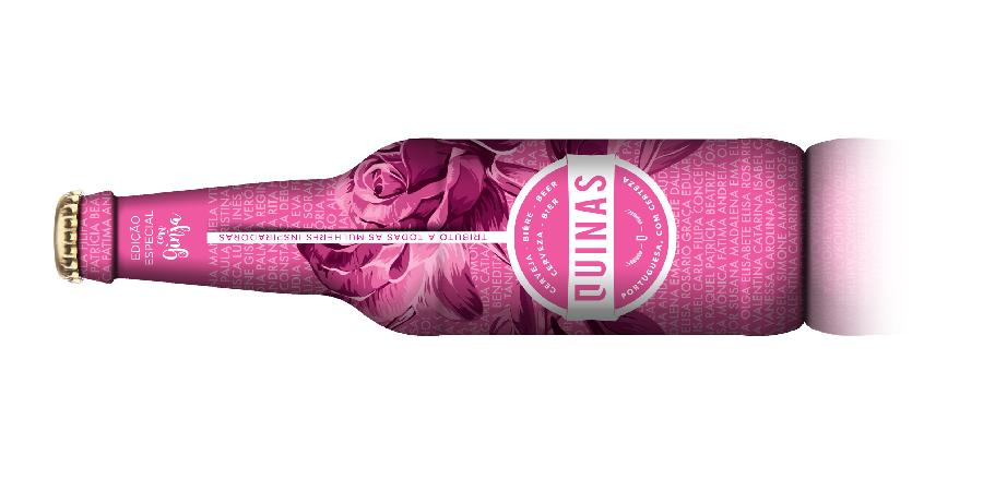 quinas rosa