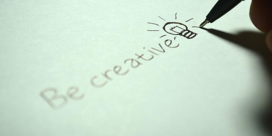 criatividade be creative