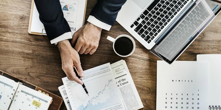 business negócio escritorio pc