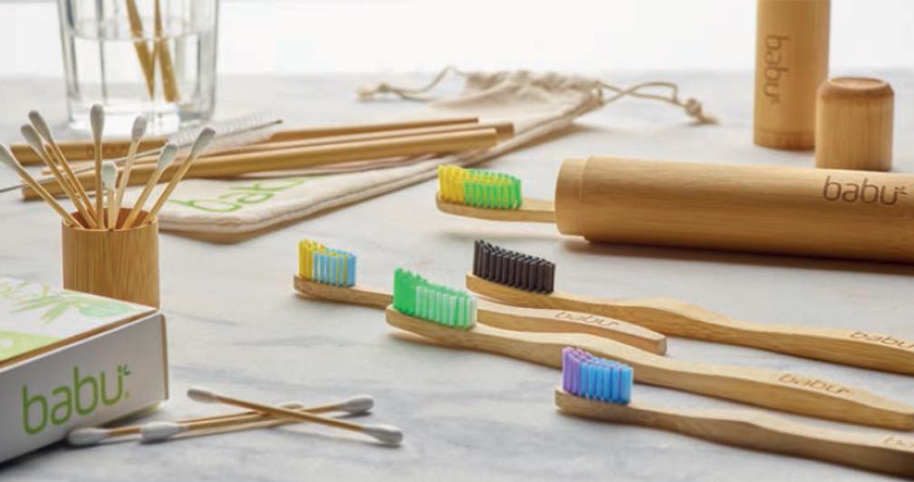 Babu: entre o bambu e os plásticos reciclados