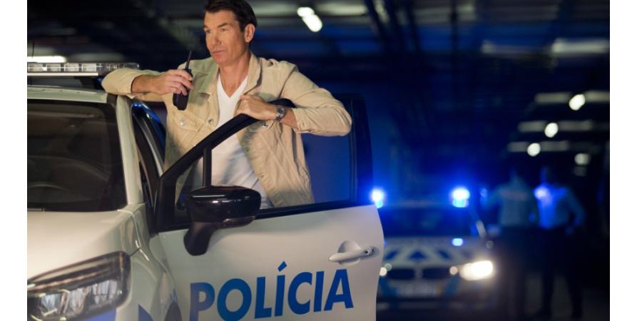 """Actor de """"Carter"""" junta-se à Polícia de Segurança Pública"""