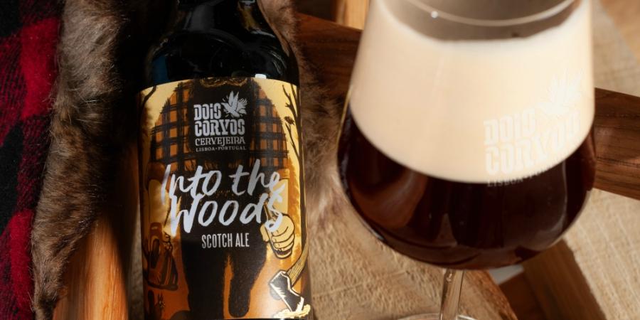 Cerveja artesanal com madeira? Dois Corvos diz que sim