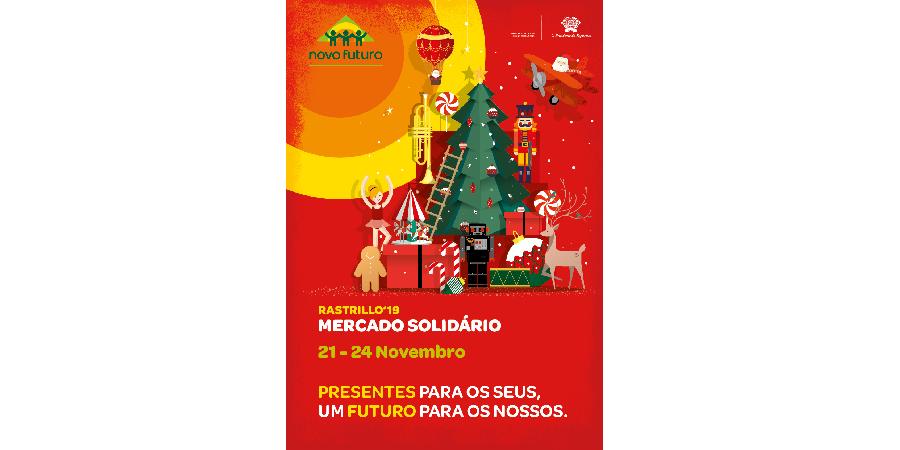 Happy Brands assina lançamento do mercado solidário Rastrillo'19