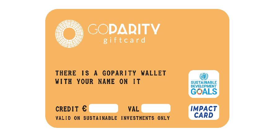 GoParity sugere presente de Natal para quem quer investir